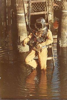 Old School Dive Gear