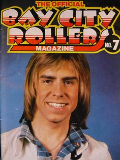 THE OFFICIAL BAY CITY ROLLERS MAGAZINE - NO 7 JUNE 1975   eBay