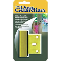 For French Doors as well! Two men attempted to break into my home and the arresting officer said that the only thing that kept the thieves out of my house was the Door Guardian. Thanks to the Door Guardian the door held strong even though the dead bolt and lock had broken free. Great product!