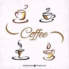 Resultado de imagen para taza de cafe dibujo