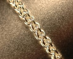 Chain Maille Weave Patterns | Recent Photos The Commons Getty Collection Galleries World Map App ...