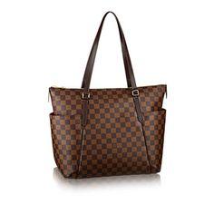 LOUIS VUITTON - Totally MM (LG) DAMIER EBENE Handbags