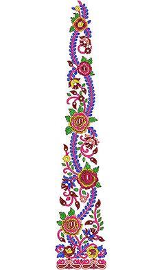 Handwork Bridal Ghagra Choli Kali Design
