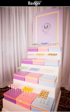 CAKE POP STATION: Maddy K Party Stations available exclusively at www.joesprophouse.com