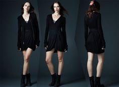 Stewart + Brown: Juno Gathered Wrap Dress