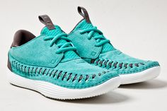 "Nike Solarsoft Mocassin ""Atomic Teal"""