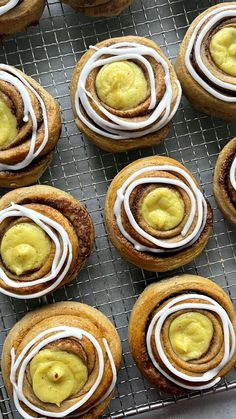 Delicious Donuts, Yummy Food, Baby Food Recipes, Dessert Recipes, Danish Food, No Bake Snacks, Everyday Food, Cookie Desserts, I Love Food