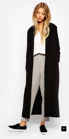 Mono Wardrobe. Monodrobe. | Miss Moss