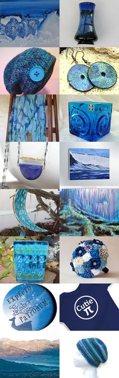 Out of the Blue by Christine S on Etsy--Pinned with TreasuryPin.com