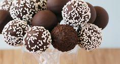 Deliciosa receita de Cake Pop! www.carolcelico.com