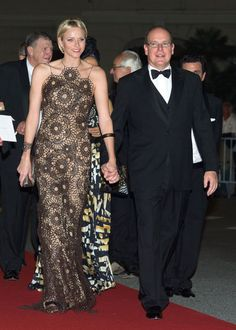 Princess Charlene of Monaco pays tribute to her home country with lavish South Africa gala - Picture 1