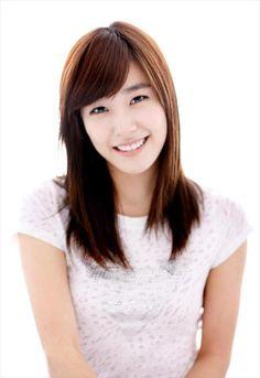 Korean Long Hair Style