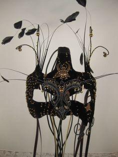 Masquerade Mask Black//Masquerade Ball Mask//Masquerade Mask//Halloween Masquerade Mask//Mardi Gras Masquerade Mask//Mens Masquerade