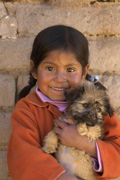 Bekijk deze prachtige foto's van kinderen die hun liefde voor de dieren laten zien.