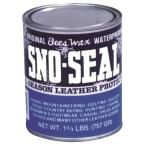 """Sno-Seal Original Beeswax Waterproofing protects leather from rain, sun, snow, and salt. Sno-Seal is also great for waxed cotton and tent seams. The beeswax formula dries to a solid wax that """"stays put"""" in the surface of the leather so it lasts longer. Gore Tex Fabric, Natural Carpet, Upholstery Cleaner, Fabric Rug, Green Carpet, Paint Stain, How To Clean Carpet, Leather Working, Leather Craft"""
