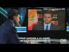 Peña Nieto no puede con el teleprompter