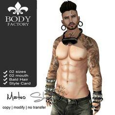 65 Best Mens BodyParts: Skins & Shapes images in 2019