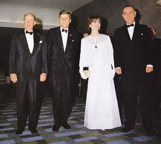 1961-12-06: The Kennedy Foundation Awards Banquet.