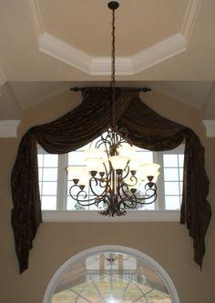 Window Treatments - traditional - curtains - atlanta - Norwood Interior Designs