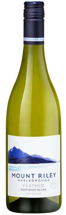 2014 Mount Riley Mount Riley Feather Low Alcohol Sauvignon Blanc — Mount Riley Wines Blenheim, Marlborough