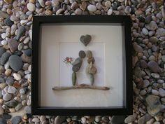 pebble art baby - Google претрага                                                                                                                                                      More
