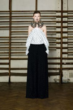Givenchy Spring 2012 Couture collection by Riccardo Tisci