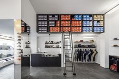 Novacane store by Bastian Braun Berlin