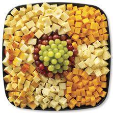 Boar's Head Cheese Taster Platter, Large Serves 26-30