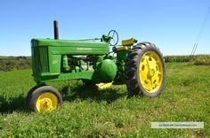 John Deere Tractor Model 60