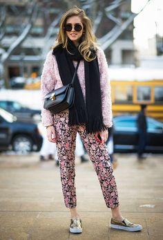 #fashion #streetstyle #slipper #pants #msgm