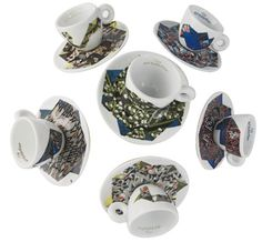 love my illy cup collection!!!