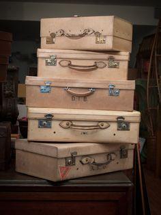 Vellum Luggage