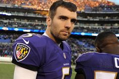 The 2008 first-round NFL draft pick, Joe Flacco, led the Baltimore Ravens to victory in Super Bowl XLVII and was afterwards declared the game's MVP.