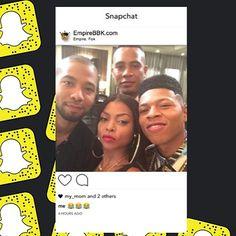 http://EmpireBBK.com Snapchats #aprilfools Instagram filter #empire #empirefox #empireseason3 #empirewednesday