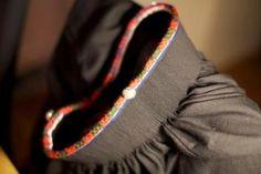 Stakk med knapper Going Out Of Business, Norway, Weaving, Vest, Band, Needlepoint, Hipster Stuff, Sash, Loom Weaving