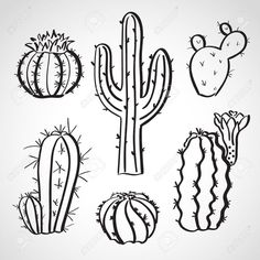 Image result for blue cactus ink tattoo
