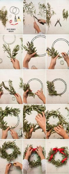 DIY: 3 Wreaths to Make for the Holidays!
