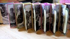 DIY - Mini album - concertina
