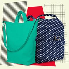 Bold Totes And Daypacks