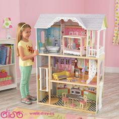 KidKraft Casa de muñecas Kaylee 65869