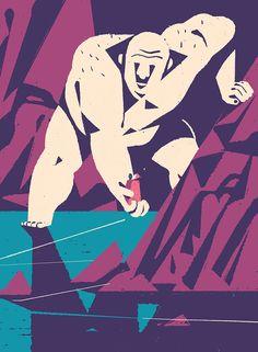 A Divina Comédia ilustrada (para crianças!) | Design Culture