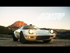 The Story Of The Lancia Stratos Has Never Been Told So Beautifully