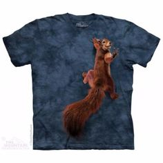 Camiseta Ardilla Paz