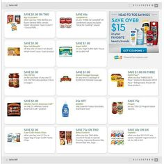 We have 413 free coupons for you today. To find out more visit: largestcoupons.com #coupon #coupons #couponing #couponcommunity #largestcoupons #couponingcommunity #instagood #couponer #couponers #save #saving #deals