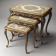 Classic Furniture, Luxury Furniture, Antique Furniture, Painted Furniture, Furniture Design, Butler, Nest Design, 3d Max, Cuisines Design