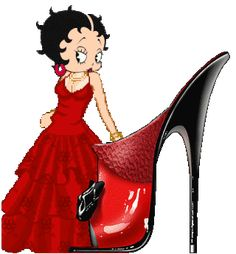 Betty Boop Comments - EditingMySpace.com - Your One Stop Graphic Spot