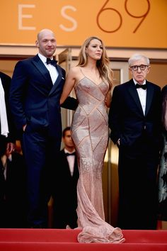 Blake Lively in Atelier Versace at the opening gala for the 69th annual Cannes Film Festival 2016: What Everyone Wore on the Red Carpet - Cannes Film Festival 2016: What Everyone Wore-Wmag