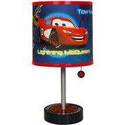 Disney - Cars Table Lamp
