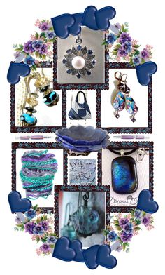 """""""The Moody Blues"""" by boardartistry on Polyvore featuring Handle, TheMoodyBlues, epiconetsy and etsyevolution"""