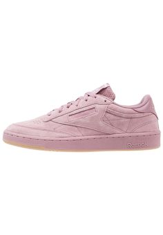 save off e6b81 36bef Baskets basses Reebok Classic CLUB C 85 SG - Baskets basses - smoky  orchid white